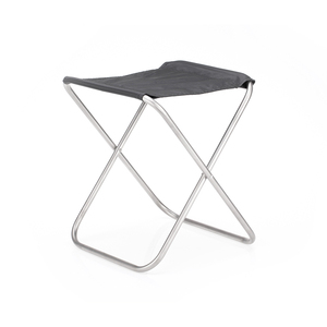 Ti2501 钛折叠凳 Folding Titanium Stool